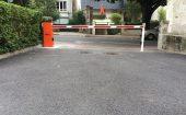 barrière auto faac