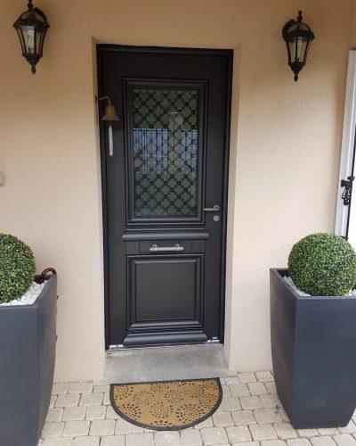 Porte d'entrée Athena Belm