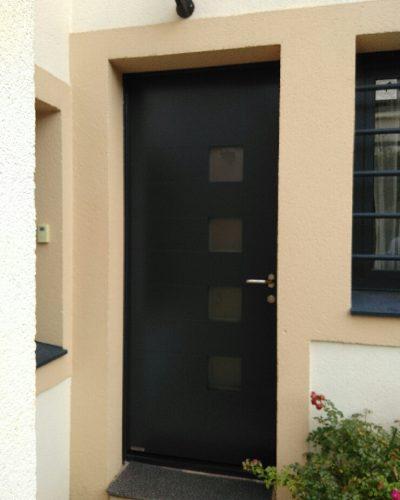 porte d'entrée hormann gamme thermosafe motif 176