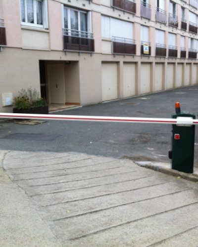 barrière auto faac ©preciselec