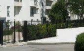 clôture pour fermeture de résidence ©preciselec