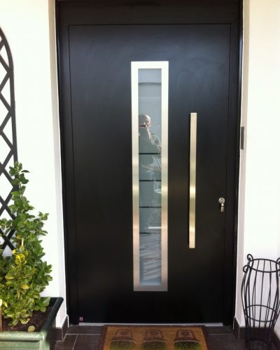 Porte d'entrée Hormann ancienne gamme topprestige Plus