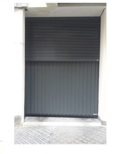 Porte automatique d'entrée de parking Safir